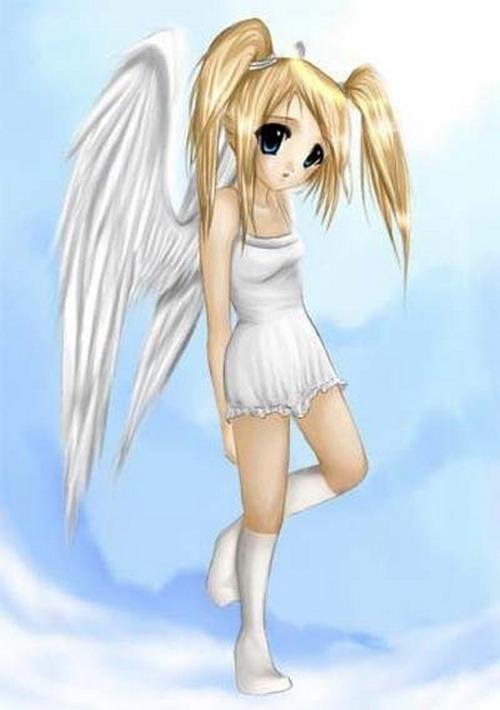 Аниме ангелы 20 картинок картинки