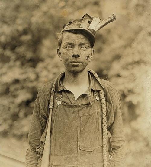 Детский труд. Фото 1