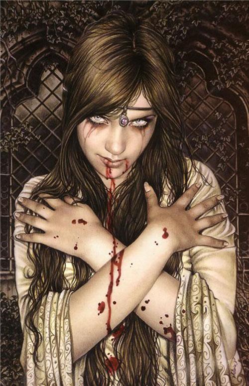 ... и оборотни (24 картинки) | Картинки: www.ice-scream.ru/pictures/oborotni-vampires.php