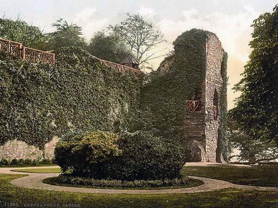 Старинные замки 30 фото ретро